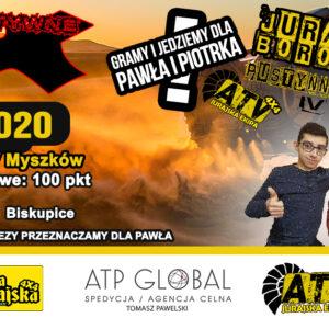 ATP-Global Jedziemy dla Pawła i Piotrka